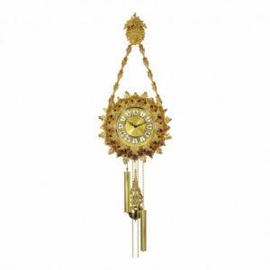 Часы золотые настенные Cordon, артикул 80