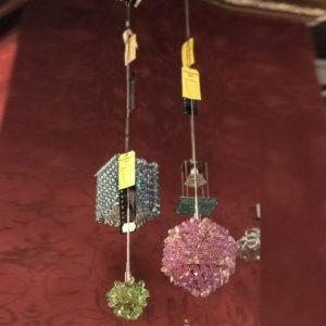 подвесной светильник из хрустальных кристаллов Schonbek