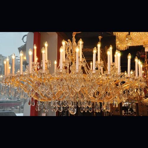Люстра хрустальная подвесная Bakalowits, F2335