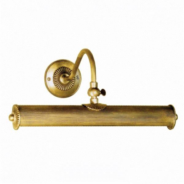 Подсветка для картин с фольгированным золотом Il Paralume Marina, артикул L490/RM