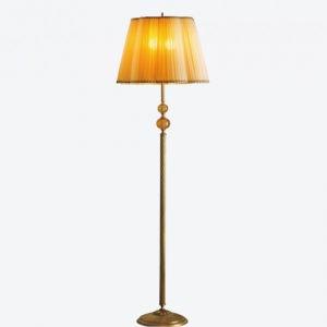 Напольный золотой торшер Il Paralume Marina, артикул L868