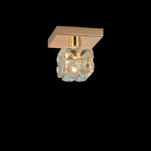 Светильник накладной потолочный стеклянный FAUSTIG, 01065.7/1N