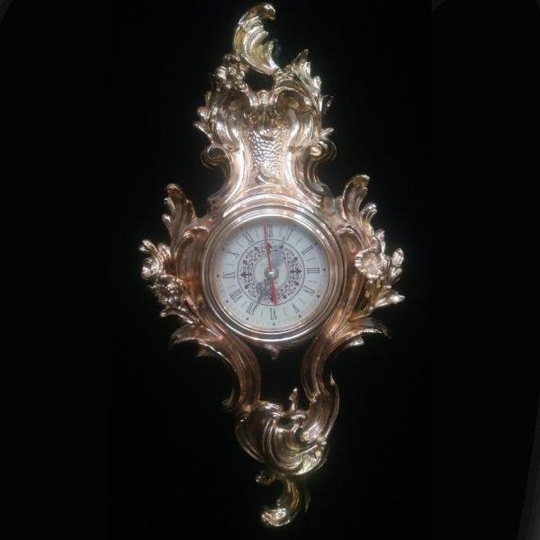 Часы настенные Kandil с золотом, артикул 77000700