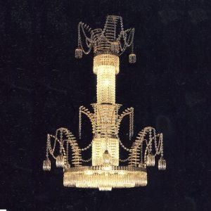 Люстра классическая с хрусталем Kalmar, HL14184
