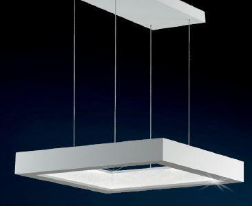 Дизайнерская люстра Swarovski с белыми и прозрачными хрустальными кристаллами, артикул SRE171E-WH2S