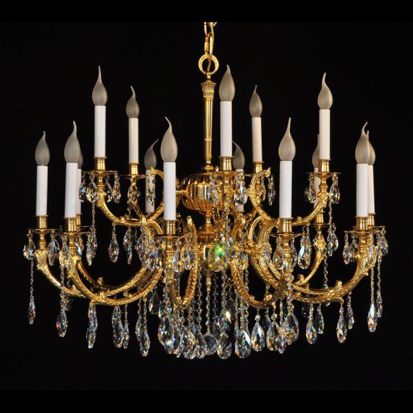 Люстра Ghidini для гостиной в классическом стиле, артикул D1027