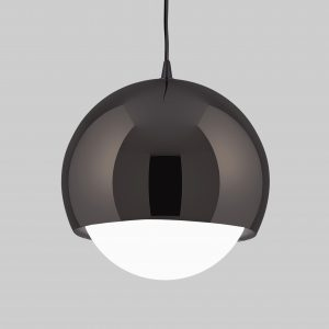 Подвес черный шар EUROLUCE LAMPADARI, артикул Nobody Sphere
