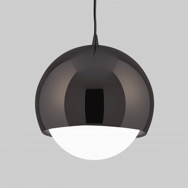 Подвесной светильник черный шар